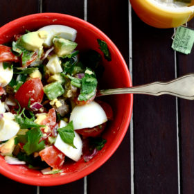 The Breakfast Salad