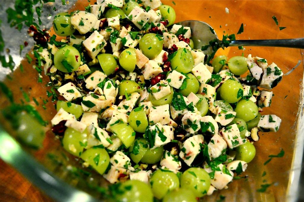paleo Sonoma chicken salad