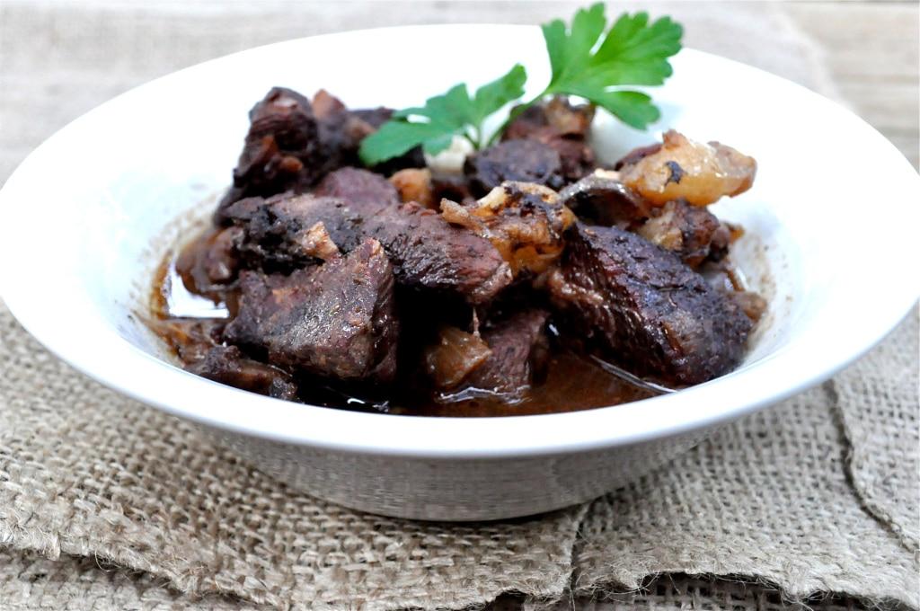 paleo beef Burgundy