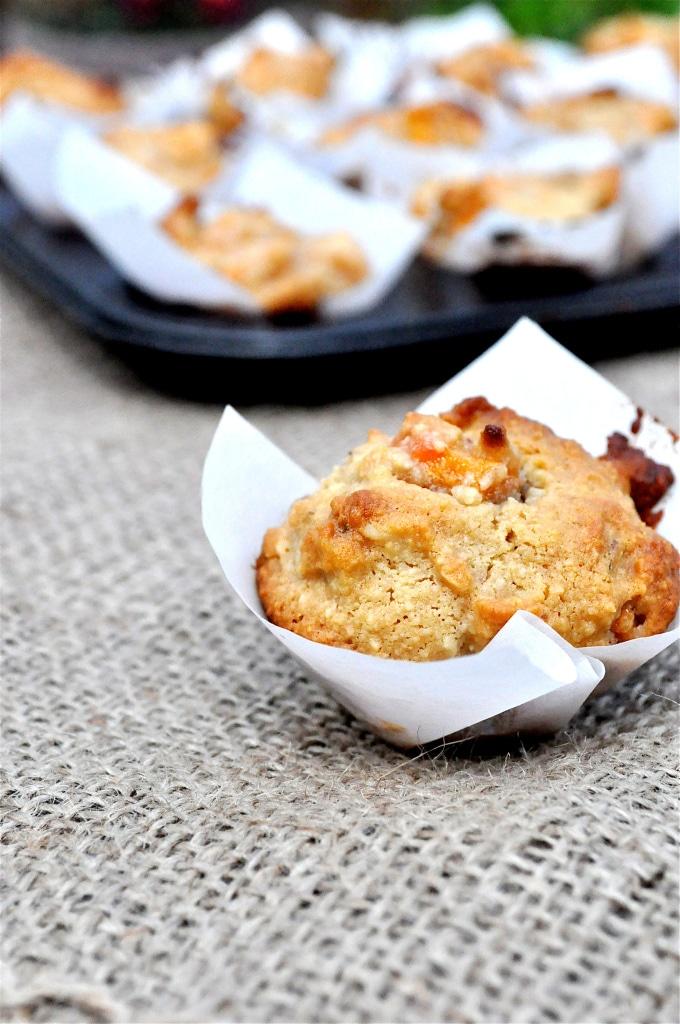 paleo persimmon muffins