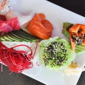 Paleo off the Menu: Sushi