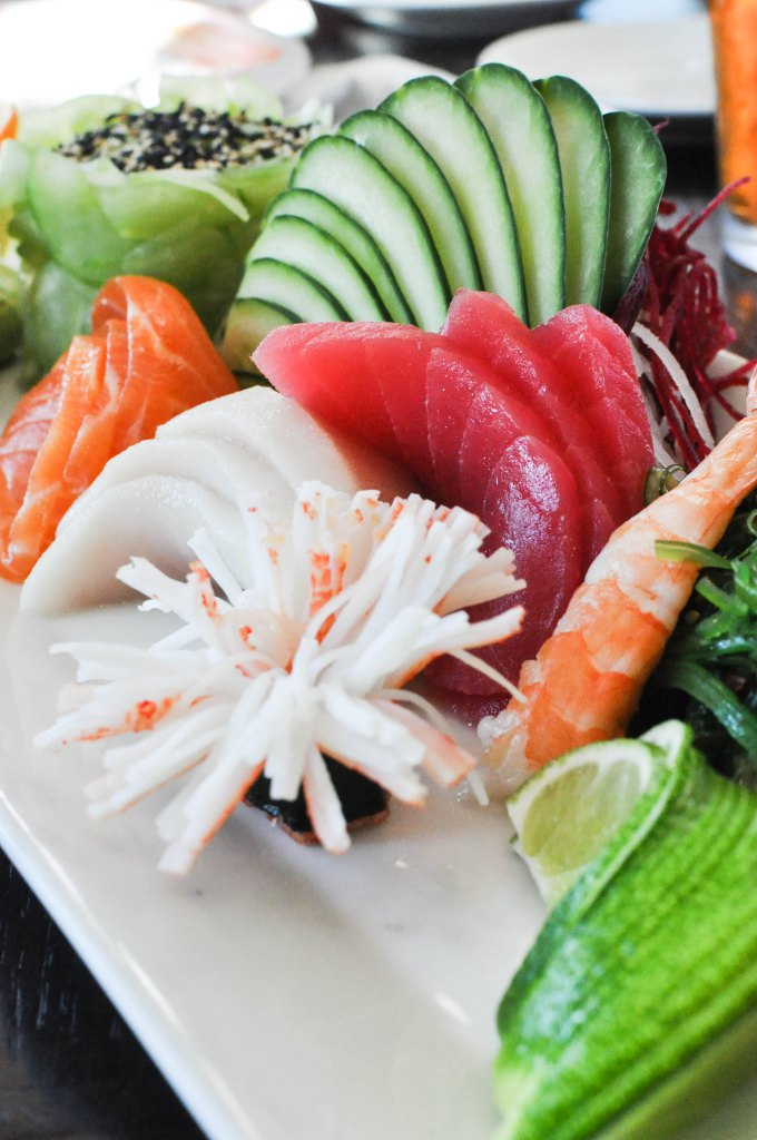 Paleo off the Menu Sushi | Fed and Fit-5