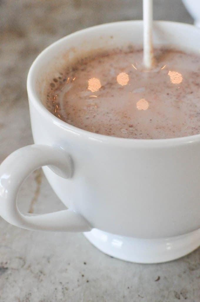 Paleo Hot Chocolate Sticks | Fed+Fit-26