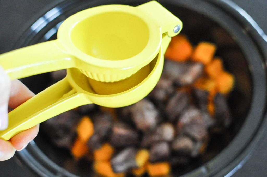 Paleo Winter Squash and Beef Stew | Fed+Fit-26
