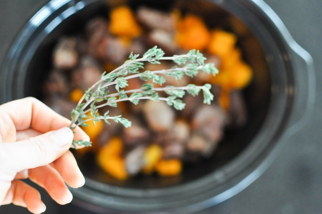 Paleo Winter Squash and Beef Stew | Fed+Fit-27