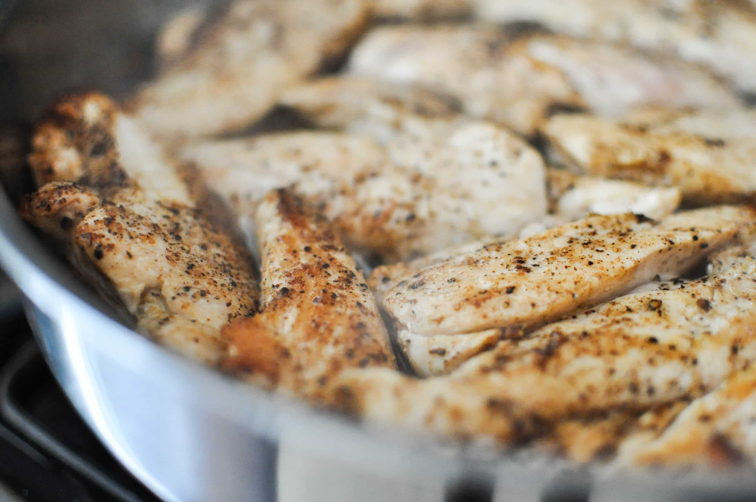 Paleo Chicken Tetrazzini   Fed and Fit-23