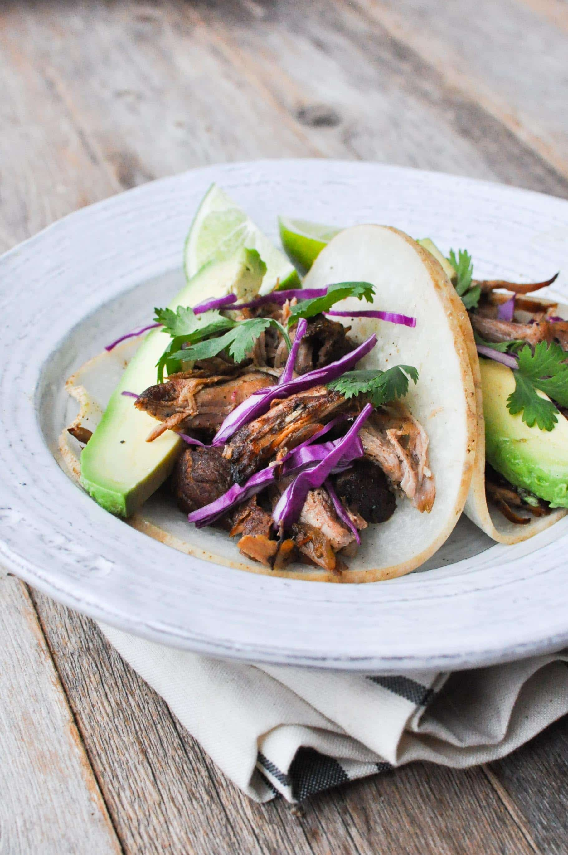 Tequila Carnitas - Fed & Fit