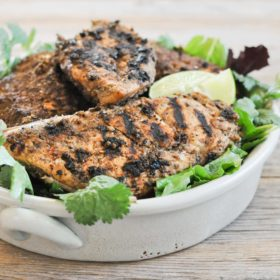 Paleo Jerk Chicken