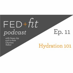 Ep. 11: Hydration 101