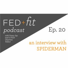Ep. 20: an Interview with SPIDERMAN