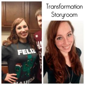 Transformation Storyroom: Meet Hanna!