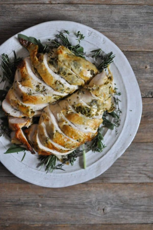 herb garden turkey breast