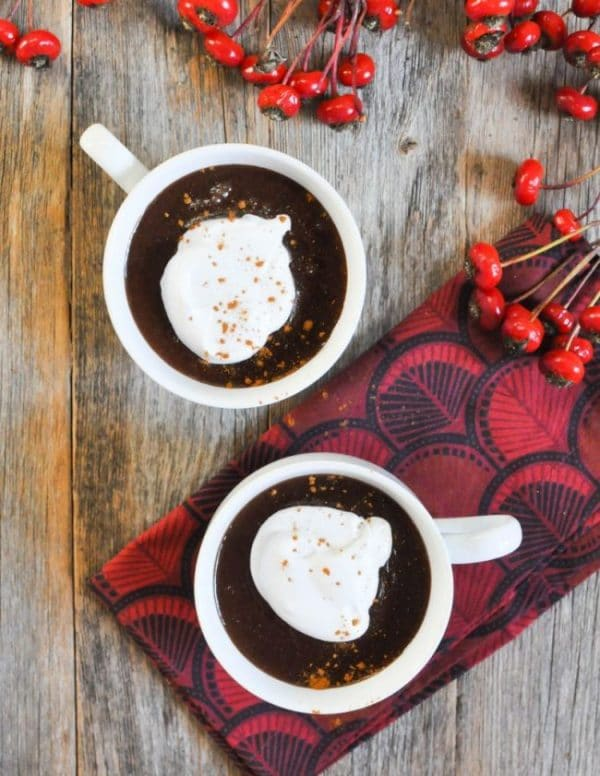 Mexican Hot Chocolate