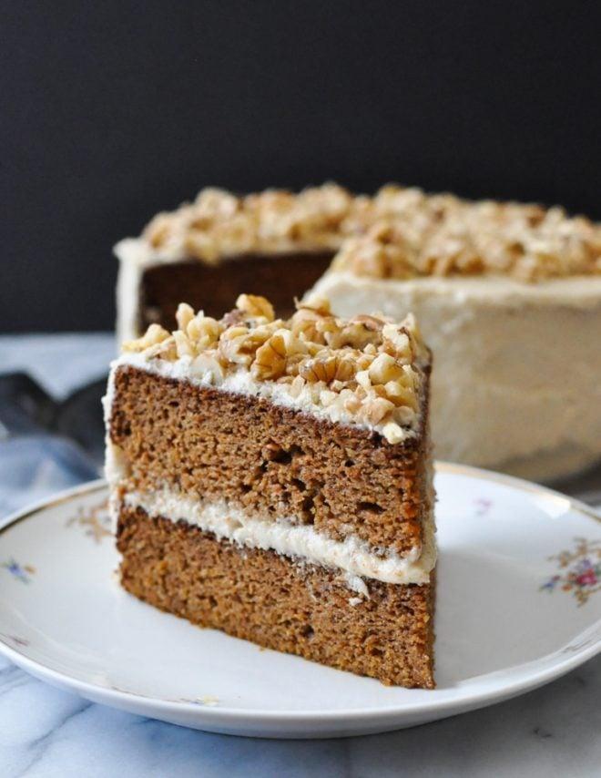 Paleo Carrot Cake 1