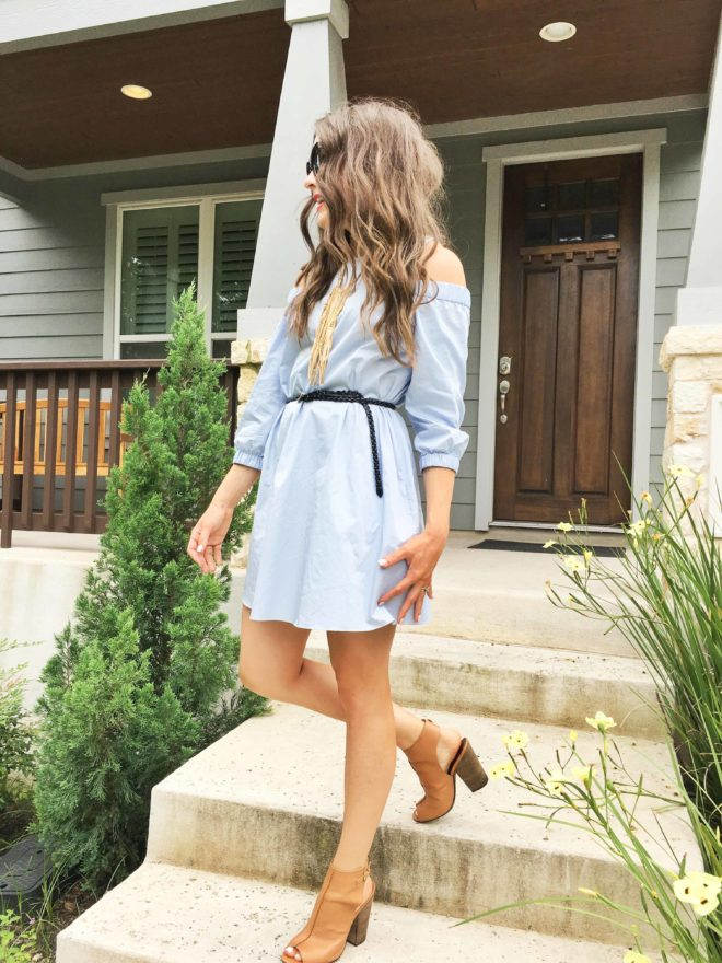 Fed and Fit Powder Blue and Summer Boots-2