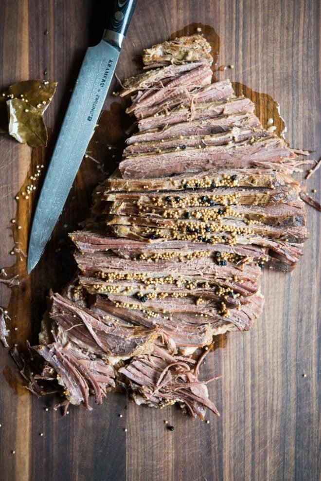 Paleo Corned Beef