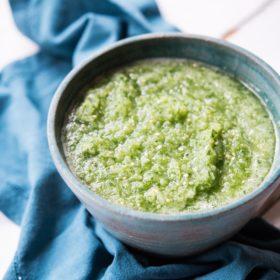 Paleo Salsa Verde