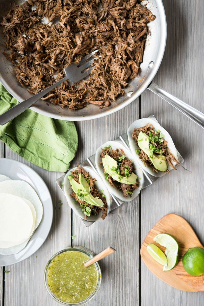 Slow Cooker Barbacoa with Jicama Tortillas-2