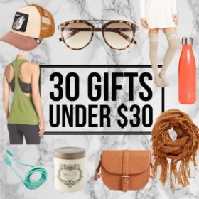 30 Gifts Under $30