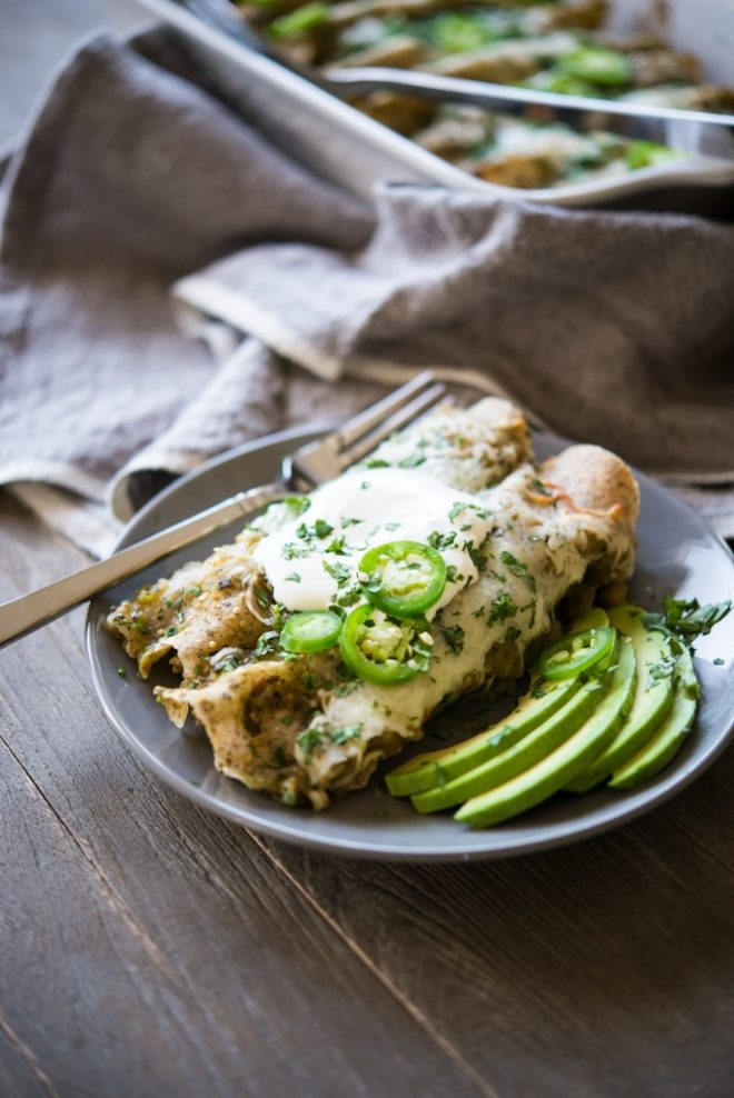 chicken-enchiladas-verde-fed-and-fit