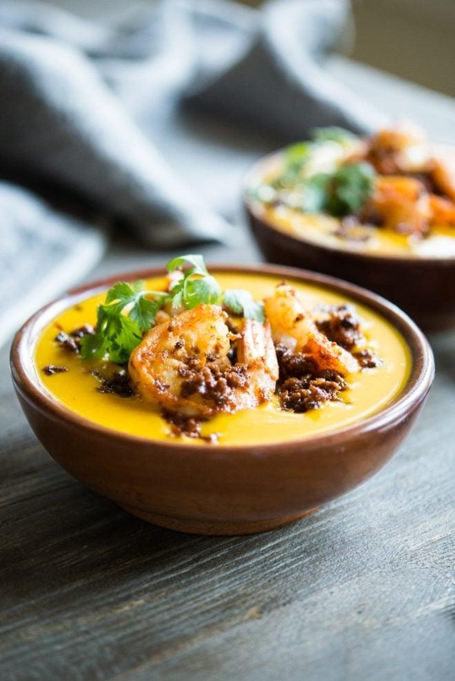 Kabocha Squash Soup 4