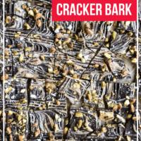 Gluten Free Chocolate Graham Cracker Bark
