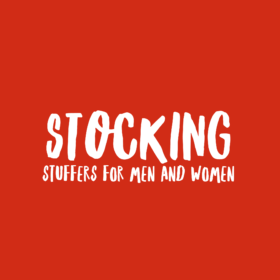Stocking Stuffer Ideas for Men & Women