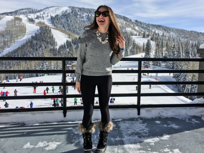 Be Bold Snow Bunny Fed and Fit-7