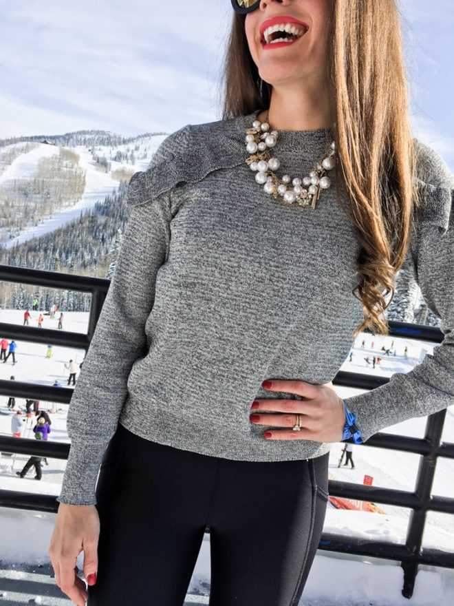 Be Bold Snow Bunny Fed and Fit-9