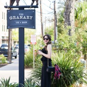 LBR: Little Black Romper