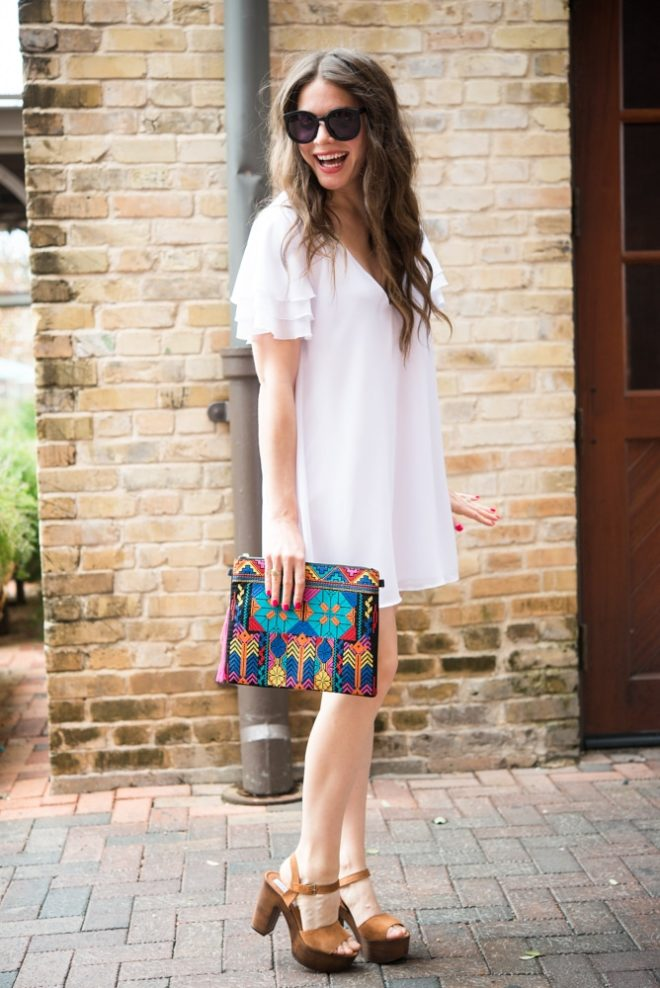 White Mumu Fed and Fit-6