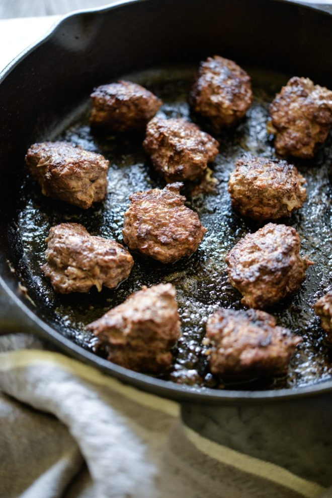Chicken Liver Meatballs Fed and Fit-2