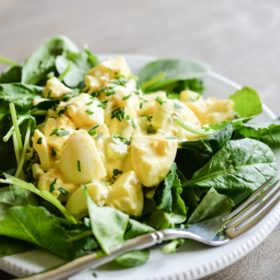 Mom's Egg Salad Recipe