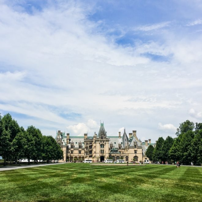 The Biltmore in Asheville North Carolina