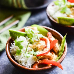 3-Step Green Curry