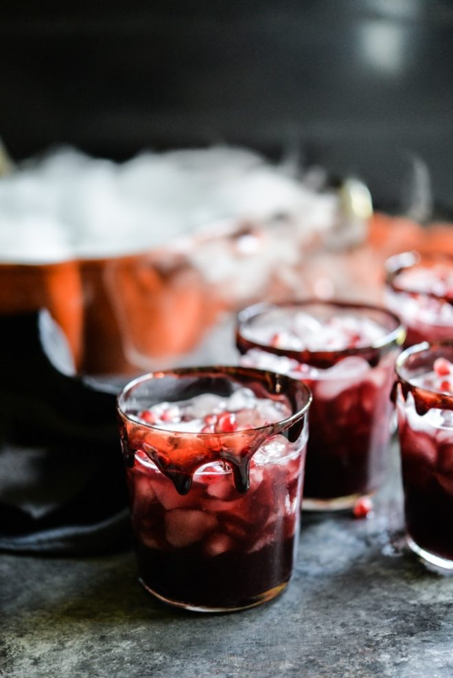 Witches' Brew Black Sangria