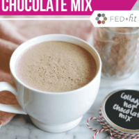 Collagen Hot Chocolate Mix