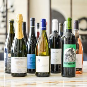 Conventional vs. Natural Wine