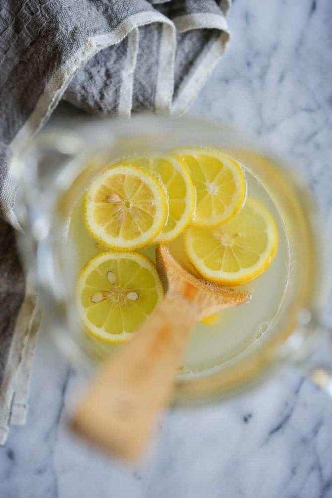Lemon Ginger Punch