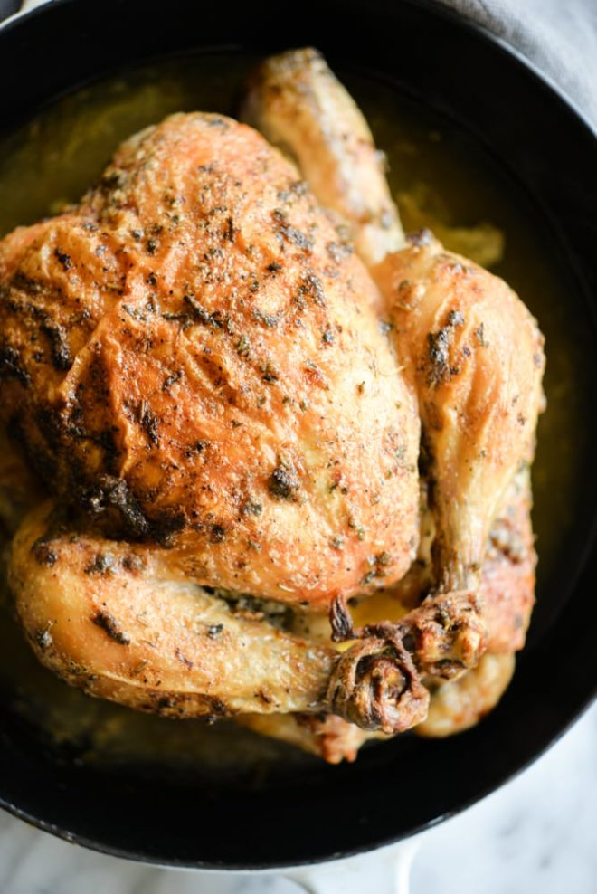 Roasted Mayo Chicken