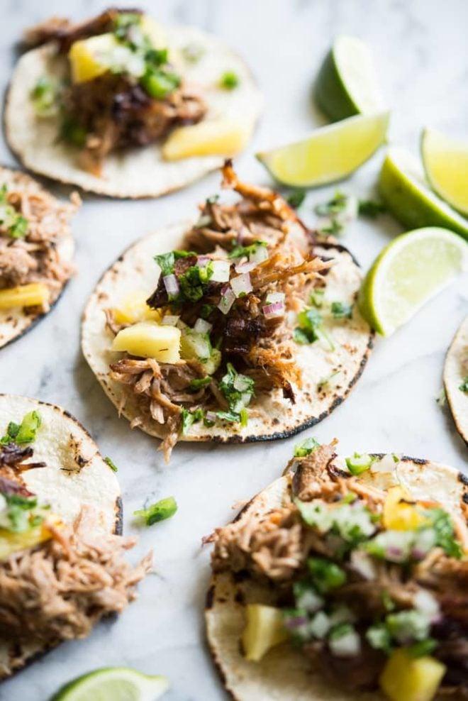 Instant Pot Tacos Al Pastor