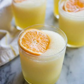 Frozen White Citrus Sangria