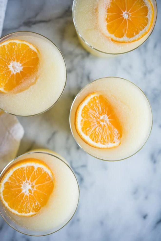 Frozen Citrus Sangria