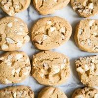 Pumpkin Spiced Icebox Cookies