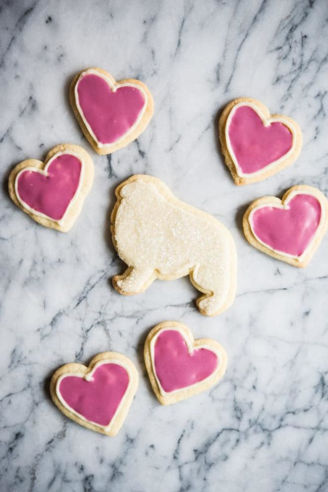 gluten free cut out sugar cookies