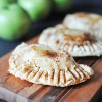 paleo fried apple pies