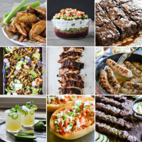 Healthy Super Bowl Roundup