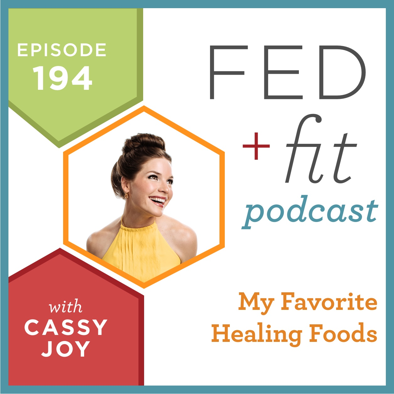 Favorite healing foods