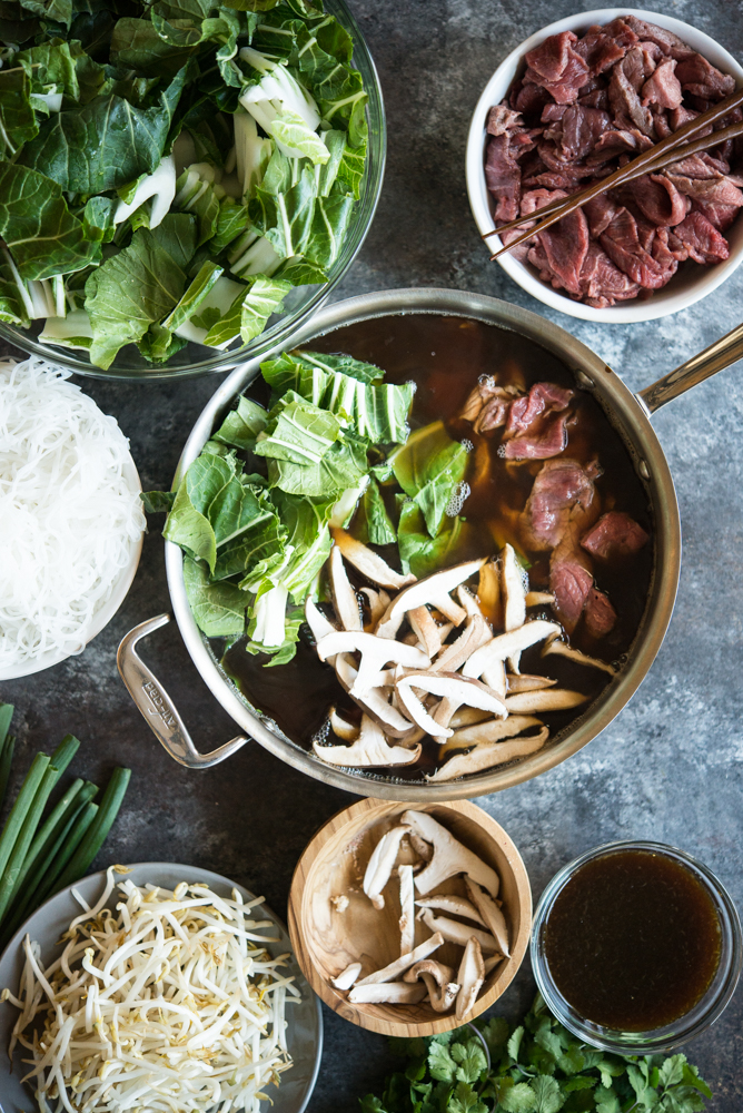 Shabu Shabu Party How-To