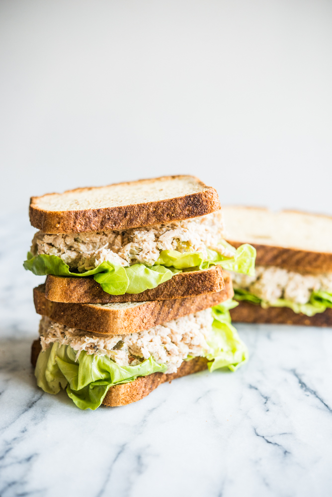 Simple Classic Tuna Salad